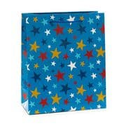 Blue Stars Medium Gift Bag