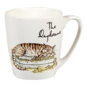 Country Pursuits The Daydreamer Cat Mug