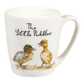 Country Pursuits The Little Paddlers Duck Mug