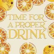 Emma Bridgewater Time for A Proper Drink Greeting Card