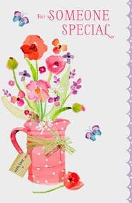 For Someone Special Birthday Card