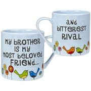 Good Life 'Brother' Mug