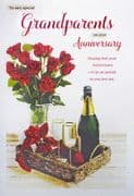 Grandparents Wedding Anniversary Card