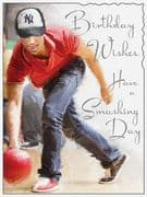 Have a Smashing Day Birthday Card