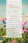 Helen Steiner Rice Thinking of You Card