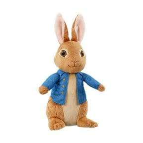 Peter Rabbit Movie Talking Soft Toy