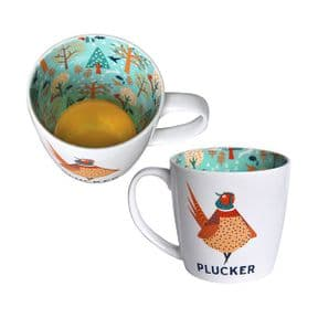 Pheasant Plucker Inside Out Mug