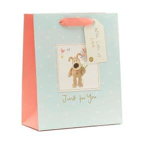 Small Boofle Just for You Gift Bag & Tag