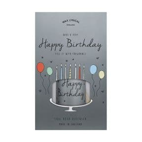 Wax Lyrical Happy Birthday GiftScents Reed Diffuser 50ml