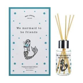 Wax Lyrical Mermaid to be Friends GiftScents Reed Diffuser 50ml