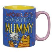 World's Greatest Mummy Mug