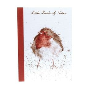 Wrendale A5 Robin Notebook