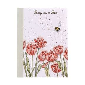 Wrendale Bee A6 Notebook