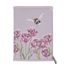 Wrendale Bumble Bee Notebook Wallet