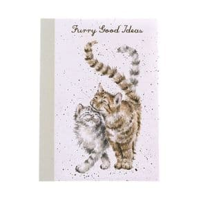 Wrendale Cats A6 Notebook