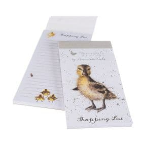 Wrendale Duckling Just Hatched Magnetic Shopping Pad