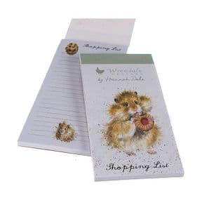 Wrendale Hamster Magnetic Shopping Pad