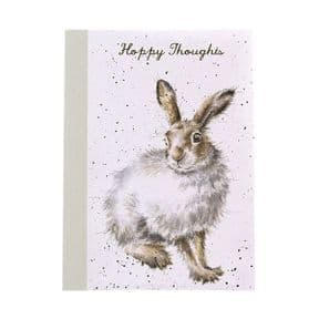Wrendale Mountain Hare A6 Notebook