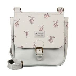 Wrendale The Leaping Hare Satchel Bag