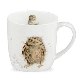Wrendale What a Hoot Owl Mug
