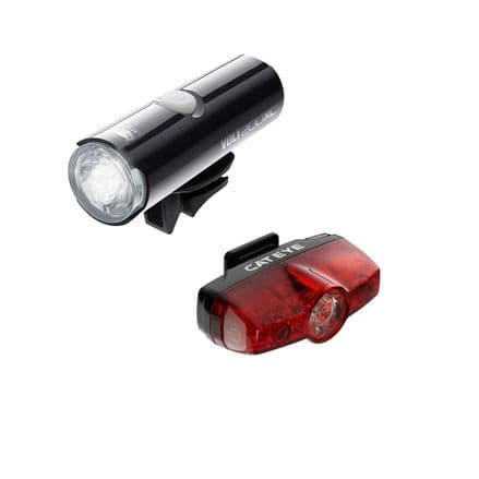 Front and Rear Light Sets