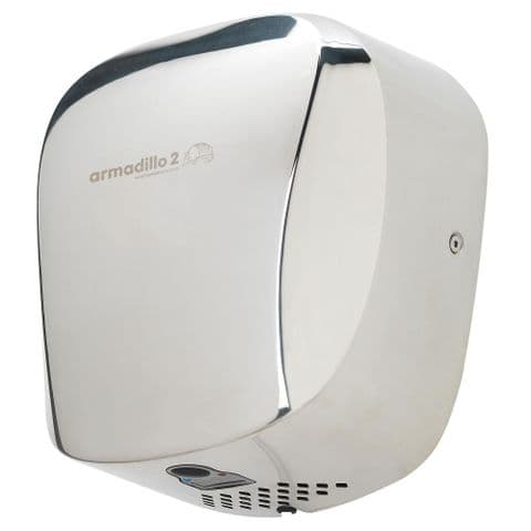 Armadillo 2 Stainless Steel Vandal Proof Hand Dryer (2242)