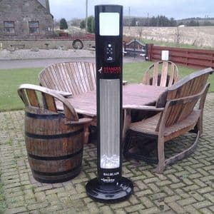 Jupiter 3kW ULG Infrared Portable Heater MADE-IN-UK- Limited Qty of B-Grades available