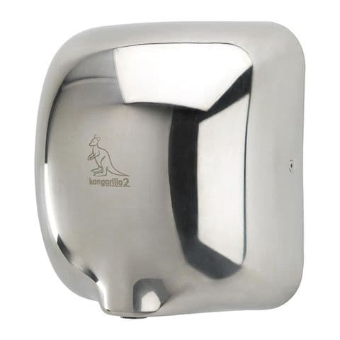 Kangarillo 2 S-Steel ECO Hand Dryer (1126)