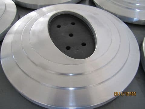 Replacement Base Cover - ex-stock colours available are Black, White, Silver