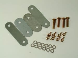 ZEUS REPLACEMENT - NUTS, WASHERS AND FIXINGS KIT