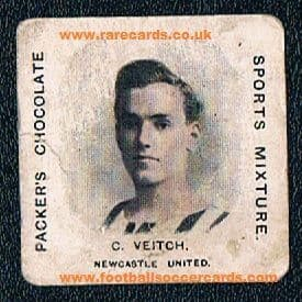 1909 Colin Veitch Newcastle Packer