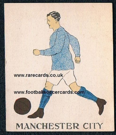 1924 Manchester City Battocks type 3