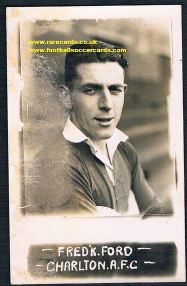 1930s Fred Ford Charlton Wilkes
