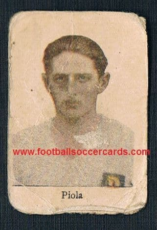 1932 Piola very early example of the legend - BARGAIN price due to condition & scuffed image