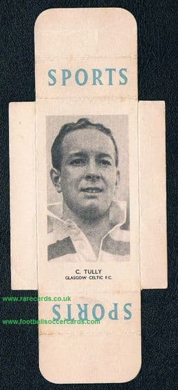 1952 Phillips Sports Tully Celtic slide