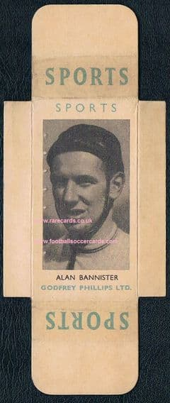1953 Olympic silver cyclist Alan Bannister