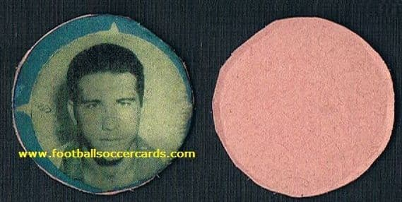 1958 WC58 winner captain Bellini GUARA packet issue cut as intended LEGENDARY - most were destroyed