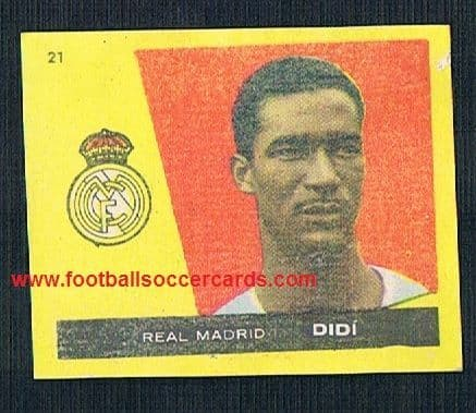 1959 Didi rarity by Bruguera from Campeones 1960, a fascist-Spain issue