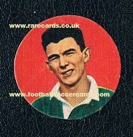 1959 Peacock Celtic Coleraine Ferrero