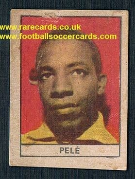 """1962 Stella """"small"""" Pele, Italian-made - the same creased on Ebay for $350! - see photo. LOW PRICE!"""