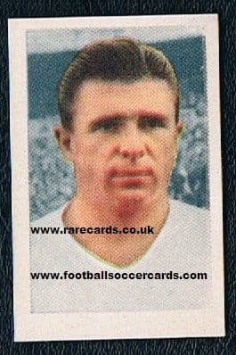1963 RuiRomer Puskas sticker Spain