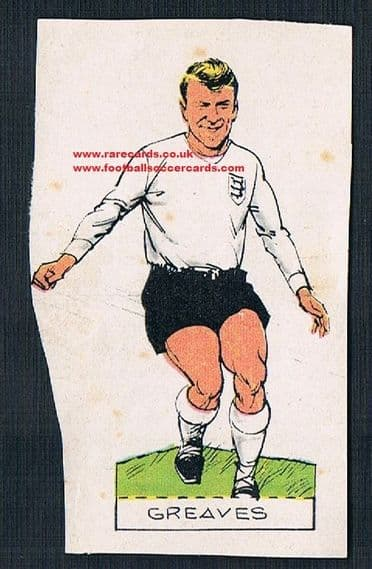 1966 Greaves Italian cut-out stand up