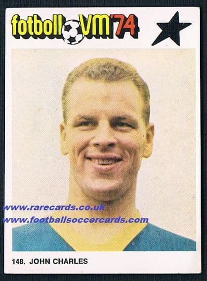 1974 John Charles WILLIAMS Sweden