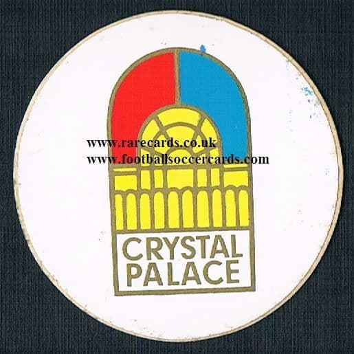 1974 Lucky Bag FasPrint Crystal Palace