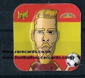 2010s de Gea Spanish 3D card