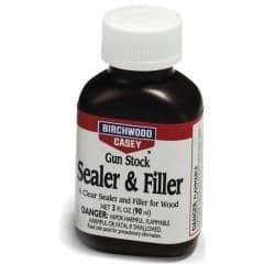 Birchwood Casey Sealer and filler