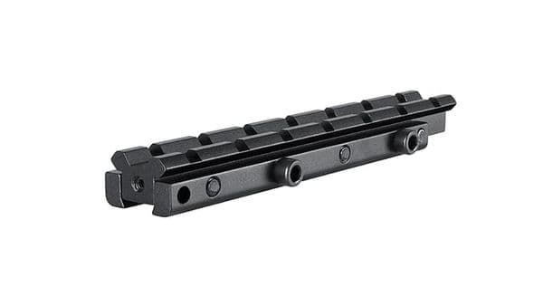 "Hawke Adaptor Base 3/8"" Rifle to Weaver with Elevation"