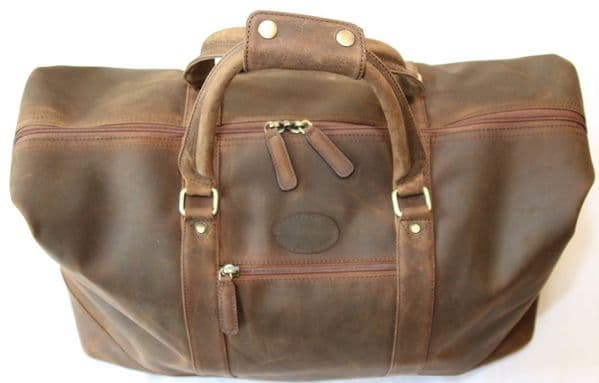 Teales Weekend Bag - Full Leather