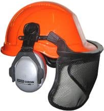 ARB Ireland Groundsman Balance AC Chainsaw Helmet Complete With Earmuffs - Part Number C2001-260R