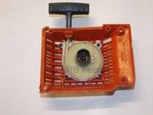 Genuine Husqvarna Starter Recoil Assy Complete Fits 42, 242 xp, 246 xp Chainsaws Part Number 501794203